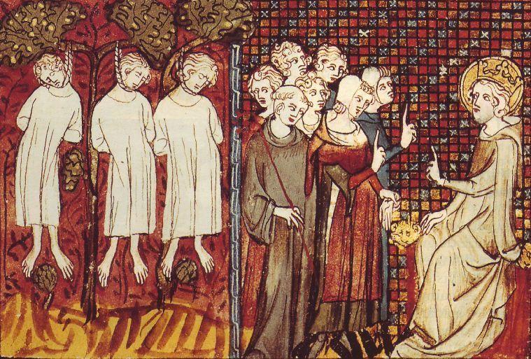 naissance de la justice moderne en 1254